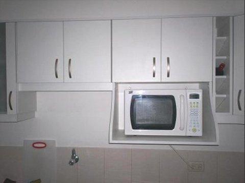 Awesome Muebles De Cocina Para Microondas Pictures - Casas: Ideas ...